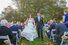 A pretty outdoor wedding | Marc Sadowski