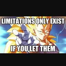 Image result for positive dragonball z quotes