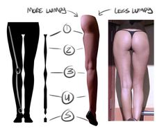 Babe Lab : Pinup Research & Development: A Look At Negatives - Legs