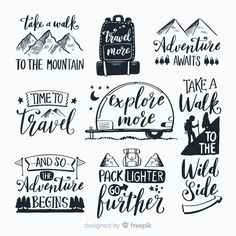 Discover thousands of copyright-free vectors. Graphic resources for personal and commercial use. Thousands of new files uploaded daily. Hand Lettering Quotes, Calligraphy Quotes, Typography Letters, Bullet Journal Ideas Pages, Bullet Journal Inspiration, Doodle Quotes, Drawing Quotes, Circuit Projects, Free Logo