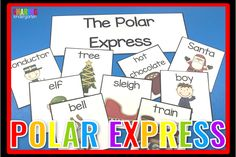 The Polar Express is a classic Christmas story. Check out all our learning ideas to tie in so many learning skills in a fun ways.