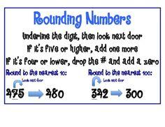 rounding round 39 em up math worksheets kids learning and worksheets. Black Bedroom Furniture Sets. Home Design Ideas