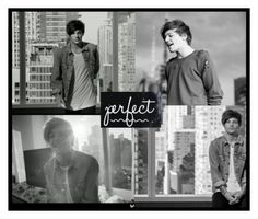 """""""louis....perfect #2"""" by heartandsoul ❤ liked on Polyvore featuring art, OneDirection, louistomlinson and expression"""