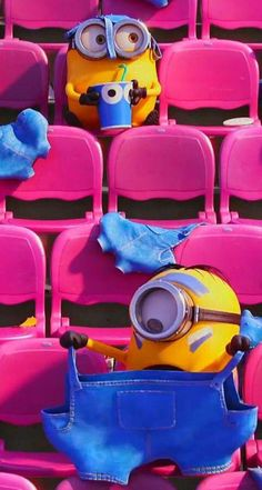 Ideas For Wallpaper Iphone Disney Minions Love Cute Minions Wallpaper, Minion Wallpaper Iphone, Funny Quotes Wallpaper, Wallpaper Iphone Disney, Funny Wallpapers, Cartoon Wallpaper, Minions Love, Minions Despicable Me, Trendy Wallpaper