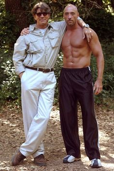 Eric Roberts and Nick Stellate - I used to drool at every Eric Roberts movie!