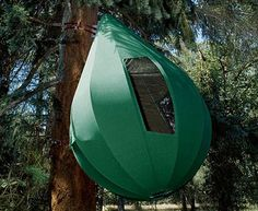 Seven unusual and interesting camping tents for modern nomads ...pretty sweet