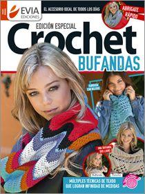 Crochet BUFANDAS - Especial 2016