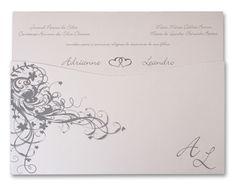 Art Invitte Convites – Convites para Casamento, Debutantes e Bodas: Agosto 2012