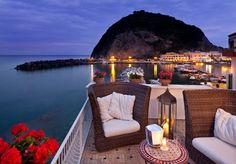 An Italian island break with an incredible seafront setting, with a choice of board, plus spa inclusions