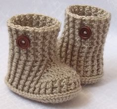 since we are having a winter baby, I think these would be too cute :)