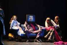 2015 - Festival Mondial des Théâtres de Marionnettes - Puppets Festival. © Michel Renaux