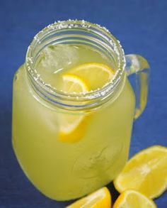 Lemonade margarita