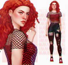 simblreons: ARIES, the ram, is the first sign of the zodiac and is ruled by Mars, the dynamic red planet named after the Roman god of war. Sims 4 Mm Cc, Sims 1, Sims 4 Anime, Pelo Sims, Sims 4 Collections, Sims 4 Characters, Sims 4 Toddler, Sims Hair, Sims 4 Cas