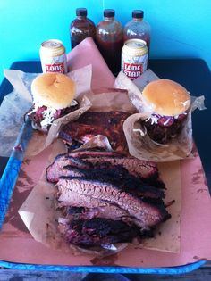Franklin BBQ in Austin - let's get sauced!