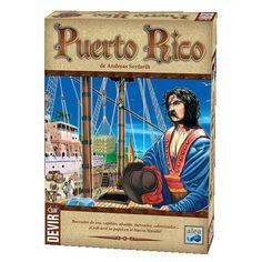 En Puerto Rico, el objetivo principal del juego es del de llegar a convertirse en el jugador más rico y próspero de la época.  Para ello deberás aprovechar todos los recursos que el juego pone a tu alcance y utilizarlos de la mejor forma posible.  En cada turno de juego, el jugador tiene que seleccionar uno de los personajes que estén disponibles. Cada uno ello tiene unas características determinadas.