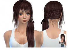 Simista: Rocha Hair Retexture • Sims 4 Downloads