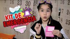 KIT DE EMERGENCIA PARA NIÑAS DE 10 A 15 AÑOS - Niñas en la adolescencia ...