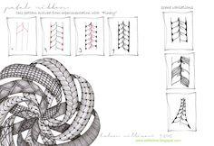 Zentangle Patterns Step By Step - Bing Bilder