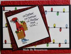Santa Spoof by bensarmom