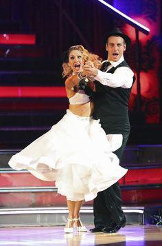 Kym Johnson & Ingo Radamacher  -  Dancing with the Stars  -  Week 1  -  season 16  -  spring 2013  -  dancing the Quickstep