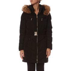 Prezzi e Sconti: #Claudia fabri piumino nero Donna  ad Euro 169.00 in #Parka piumini #Cappotti giacconi