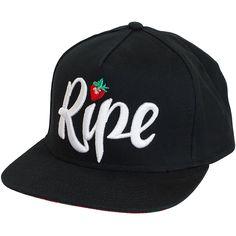Neff Cap Ripe schwarz ★★★★★