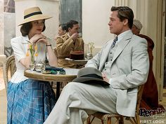 Robert Zemeckis new movie Allied