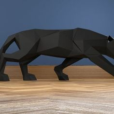 Pit bull Dog Paper Craft Digital Template Origami PDF | Etsy Low Poly, Origami 3d, 3d Paper Crafts, Diy Paper, Dog Modeling, Paper Models, Colored Paper, Doberman, Kit