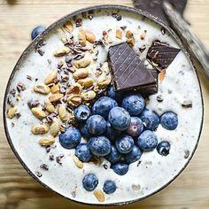 Le « smoothie bowl »