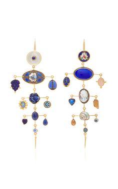 a0cc54551 Multi Layer Balance Victorian Drop Earrings
