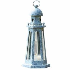 Lighthouse Lantern Statue