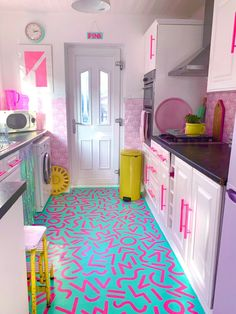 design photo gallery design with tiles design free software design ideas kitchen design design with white cabinets kitchen design kitchen design images Layout Design, Design Design, Design Ideas, Floor Design, House Design, Colorful Apartment, Ideas Hogar, Interior Decorating, Interior Design