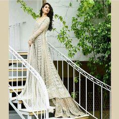Bridal Lehenga Online Collection 2015 by Faraz Manan Anarkali Bridal, Bridal Lehenga Online, Designer Bridal Lehenga, Lehenga Choli Online, Pakistani Bridal Wear, Pakistani Wedding Dresses, Indian Bridal, Bridal Dresses, Pakistani Couture