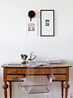 The Modern Mix: 10 Ways to Work Vintage Pieces into Modern Interiors