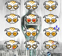 Rainbow Six Siege Dokkaebi, Rainbow 6 Seige, Tom Clancy's Rainbow Six, Video Game Symbols, Comic Face, T Games, Rainbow Wallpaper, Nerd Geek, Game Art