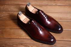 Meermin Norvegese Punched Wholecut Oxfords