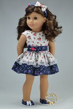 Image result for How to Make American Girl Doll Clothes