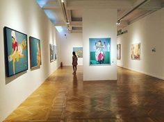 WEBSTA @ _bogusz - #gallery #art #kraków #kuryluk #weekend