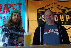 Washington Beer Collaboration Festival Cloudburst Brewing and Stoup Brewing