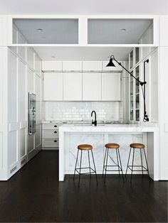 The Magic Behind the Kitchen Triangle Layout on Interior Collective