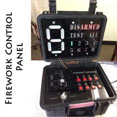Firework Control Module