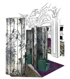 AD Intérieurs 2012 | My Design Agenda Dolce vita salons by Dimore Studio