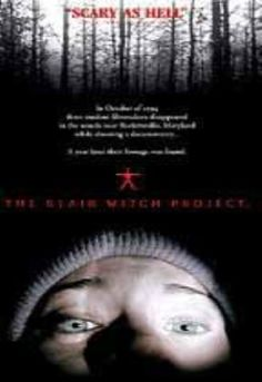 The Blair Witch Project, 1999 VHS Horror Movie 012236101888 by BusyQueen