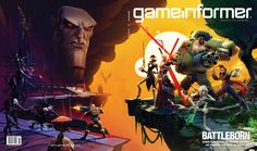 Gearbox wants to change your perception of genres once again with Battleborn, a new IP being published by 2K Games for the Xbox One, PlayStation 4, and PC.