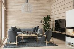 Honka Joiku is an ecological and stylish duplex house for holiday living. Outdoor Chairs, Outdoor Furniture, Outdoor Decor, Duplex House, Cabin Kits, New Living Room, Log Homes, Scandinavian Style, Custom Homes
