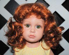Monique Doll wig Mabel size 10-11 Carrot | eBay