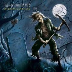 The Reincarnation of Benjamin Brieg, probably the best song off A Matter of Life and Death, a mediocre Iron Maiden album IMHO.