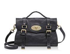 Amazing Alexa handbag... not sure on black or tan?