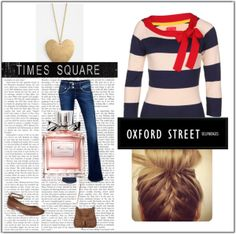 """""""Saturday afternoon"""" by pixel-azul on Polyvore"""