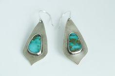 Sharon Rene Jewelry - Turquoise earrings